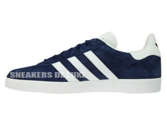 BB5478 adidas Gazelle Collegiate Navy/White/Ice Blue