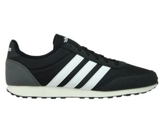 BC0106 adidas V Racer 2.0 NEO Core Black/Solar Red/Ftwr White