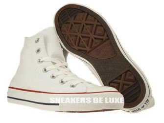 Converse All Star HI M7650 Optic White