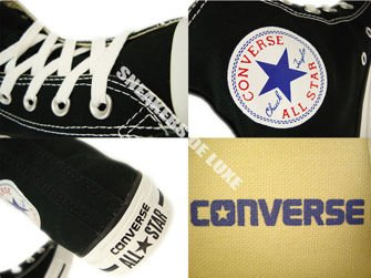 Converse All Star HI M9160 Black