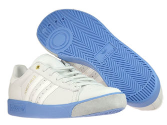 EE5741 adidas Forest Hills Crystal White/Cloud White/Real Blue