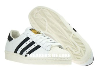 G61070 adidas Originals Superstar 80s White / Black / Chalk