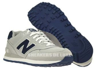 ML574POY New Balance Pique Polo Pack Grey