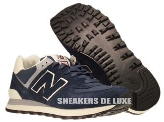 ML574SRN New Balance 574Navy/Grey