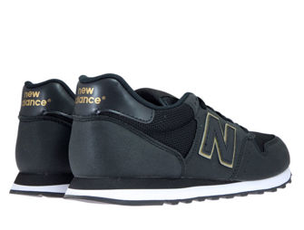 New Balance GW500KGK Black with Gold