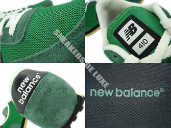 New Balance U410HGKY Green Offbeat Heritage