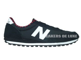 New Balance WL410DSC Black/White