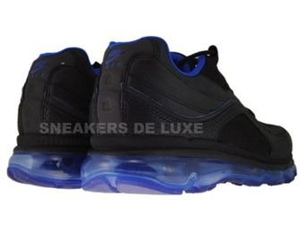 Nike Air Max 24/7 Black/Black-Lyon Blue 397252-003