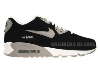 Nike Air Max 90  Black/Medium Grey/White 325018-051
