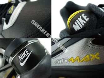 Nike Air Max LTD II Black-White-Dark Grey-Metallic Silver 316391-022