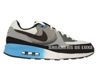 Nike Air Max Light C1.0 631758-104 Summit White / Black-Vivid Blue-Dark Mica Green