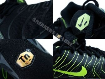 Nike Air Max Plus TN 1.5 Black/Volt 426882-030