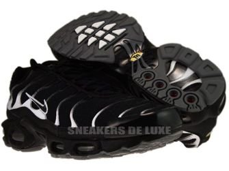 Nike Air Max Plus TN 1 Black/Black White Cool-Grey