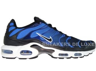 Nike Air Max Plus TN 1 Black/Black-White-Signal Blue