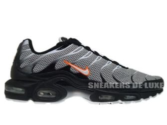Nike Air Max Plus TN 1 White/Total Orange-Black