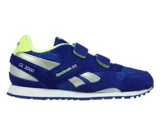 Reebok GL 3000 2V SP BS7221 Cobalt/Flash/Silver/White