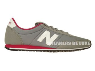 U396MGP New Balance Grey / Pink