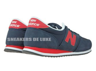 U420RNR New Balance Navy / Red