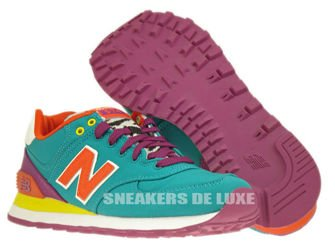 "WL574RP New Balance 574 ""Pop Safari"""