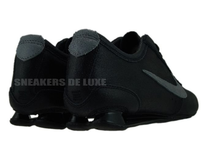 brand new 229fe 9efc9 ... uk 316317 026 nike shox rivalry black cool grey c9c5b cb752