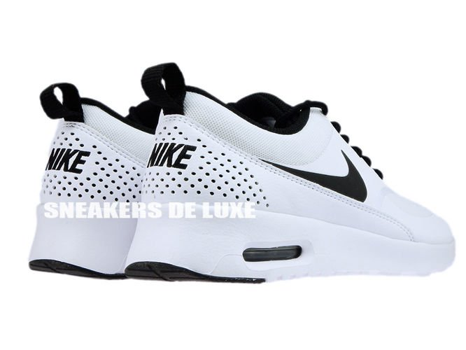 Obuwie  599409-102 Nike Air Max Thea White Black-White 599409-102 ... 61c7336d842