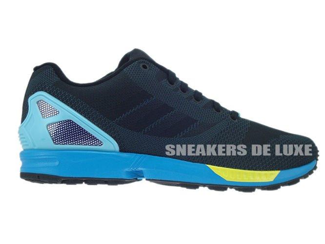 b942e8ffd803b Obuwie: AF6347 adidas ZX Flux Weave core black / core black / light ...