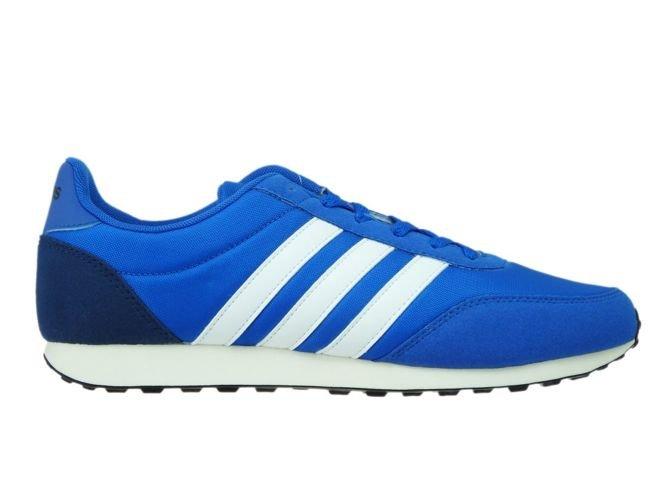 BC0107 adidas V Racer 2.0 NEO BlueFtwr WhiteMystery Blue