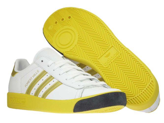 quality design 1f029 3050c ... CQ2083 adidas Forest Hills Ftwr WhiteGold MetEQT Yellow ...