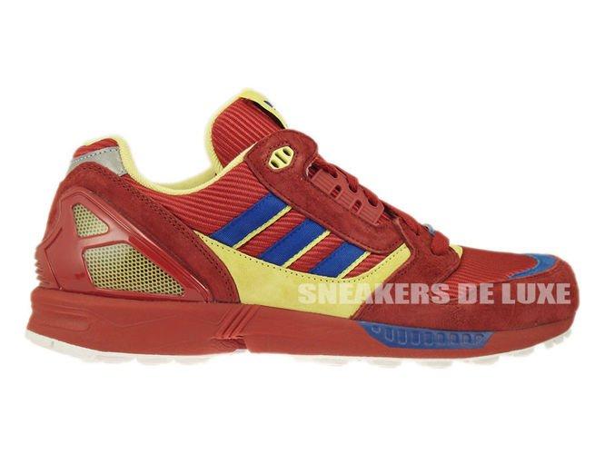 finest selection ea051 8ba69 D65473 Adidas Originals ZX 8000 OG Negative ...