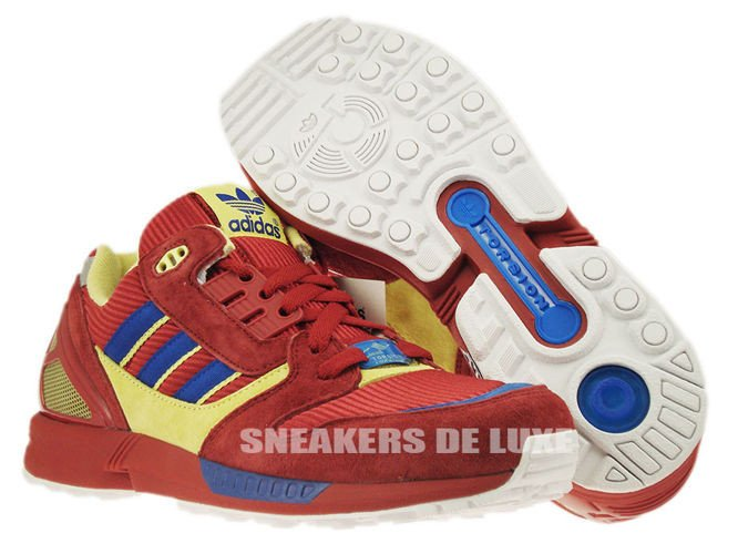 buy popular 37a58 f381b ... D65473 Adidas Originals ZX 8000 OG Negative ...