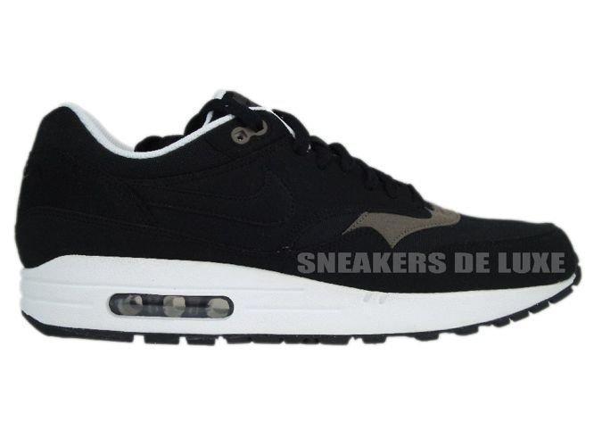 new styles baa48 a2d59 Nike Air Max 1 BlackBlack-Smoke-White 308866-021 ...
