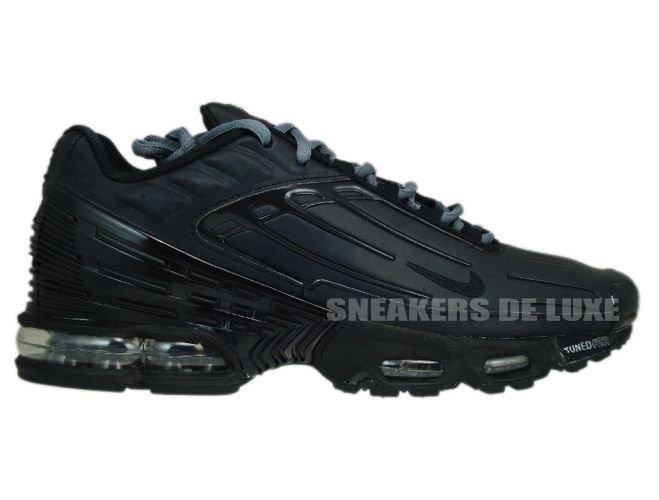wholesale dealer b8980 aa6d6 Nike Air Max Plus TN III 3 Black Black 604201-005 ...
