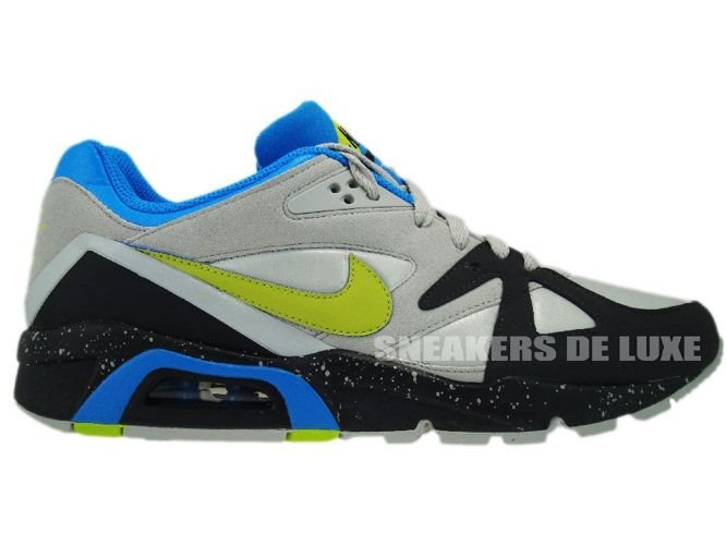 hot sale online 76151 41858 Nike Air Structure 91 Triax GraniteBright Ccts-Black-Photo Blue 318088- ...