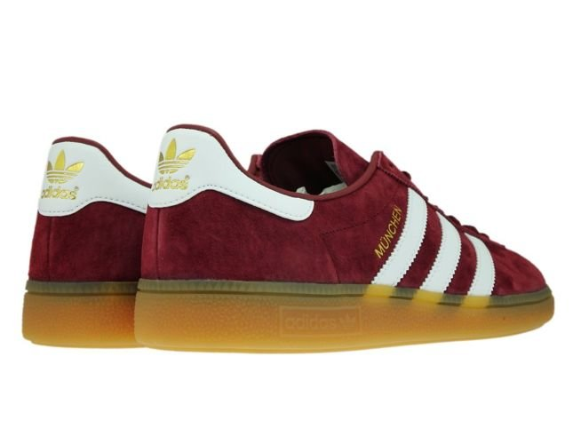 new style 05015 a97be ... adidas München BB2776 Collegiate BurgundyFtwr WhiteGum
