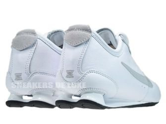 316317-128 Nike Shox Rivalry White/Neutral Grey-Black