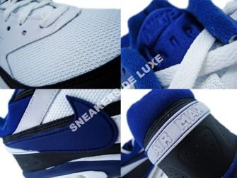 358797-107 Nike Air BW Classic White/Deep Royal