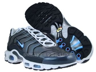 604133-945 Nike Air Max Plus TN 1 Anthracite/University Blue