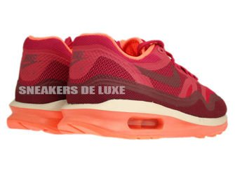 654937-600 Nike Air Max Lunar 1 Fuchsia Force / Light Magenta Grey - Bright Magenta