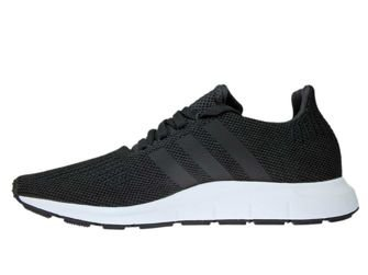 CQ2114 adidas Swift Run Carbon/Core Black/Medium Grey