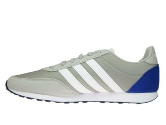 DB0426 adidas V Racer 2.0 NEO Grey Two/Ftwr White/Collegiate Navy