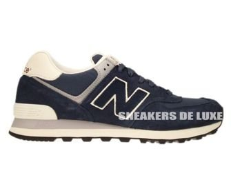 ML574SRN New Balance 574 Navy/Grey