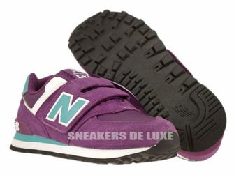 New Balance KG574PBY Purple / Blue Youth