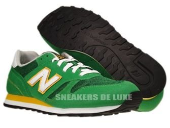 New Balance M373GRW 373 Green/Yellow