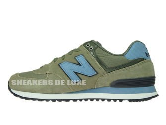 New Balance ML574CUD Green / Grey