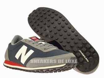 New Balance U410HGN Grey / Navy