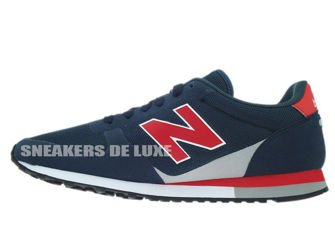 New Balance U430MNR Navy / Red