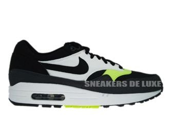 Nike Air Max 1 Black/Anthracite Volt White