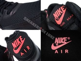 Nike Air Max 90 Black/Hot Punch 345017-011