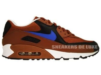 Nike Air Max 90 Pecan/Varsity Royal-Black-White 325018-200