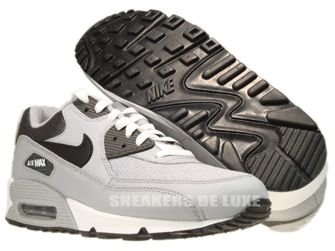 Nike Air Max 90 Wolf Grey/Black/Midnight Fog 325018-055